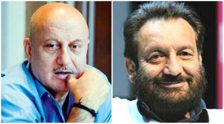 Shekhar Kapur is 'one of finest directors of our country': Anupam Kher