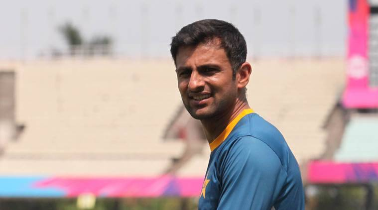 shaob malik, indian vs pakistan, ind vs pak, india vs pakistan champions trophy, icc champions trophy, mohammad shami, cricket news, cricket, sports news, indian express