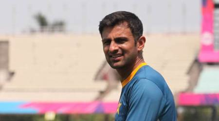 Shoaib Malik, Former Captain, Pakistan, Pakistan Cricket Team, Cricket, T20, Bangladesh Series, Hafeez, Cricket, Bnagladesh, Sports, Cricket News, Latest News, Indian Express