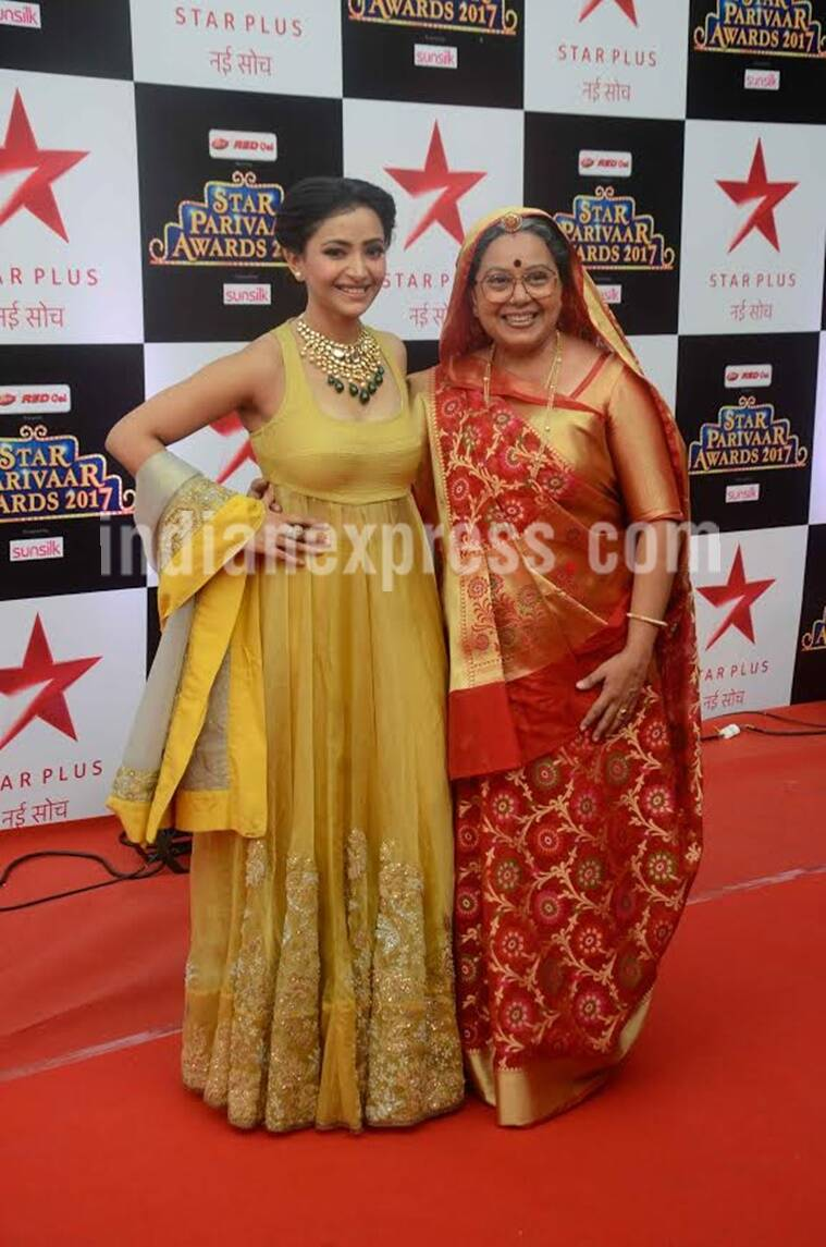 Star Parivaar Awards 2017: Yeh Hai Mohabbatein's Divyanka Tripathi