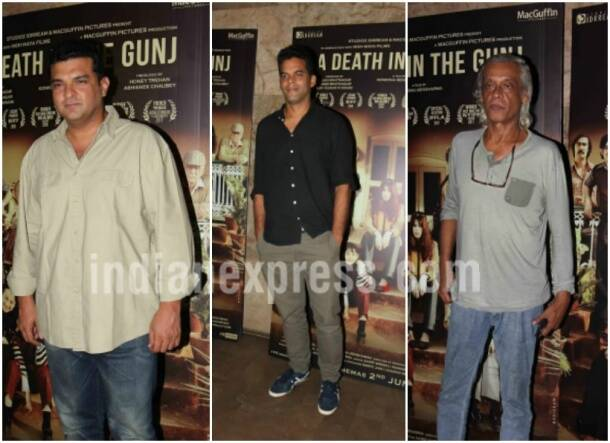 a death in the gunj, a death in the gunj screening, a death in the gunj cast, a death in the gunj actors, a death in the gunj film screening
