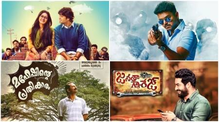 SIIMA Nominations: Theri, Janatha Garage, Maheshinte Prathikaram and Kirik Party lead