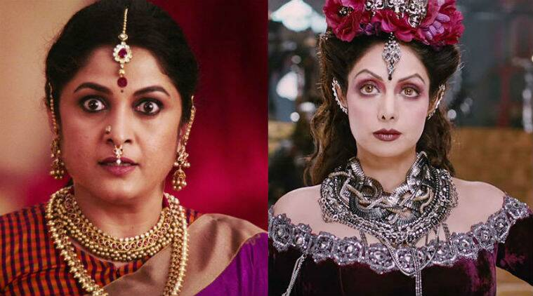 Real reason why Sridevi didn't do Ramya Krishnan's role in Baahubali 2