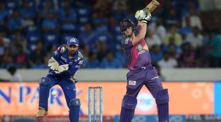 ipl final, ipl final 2017, ipl 2017 final, indian premier league, mi vs rps, rps vs mi, pune vs mumbai, steve smith, smith, cricket news, ipl news, cricket, ipl, indian express