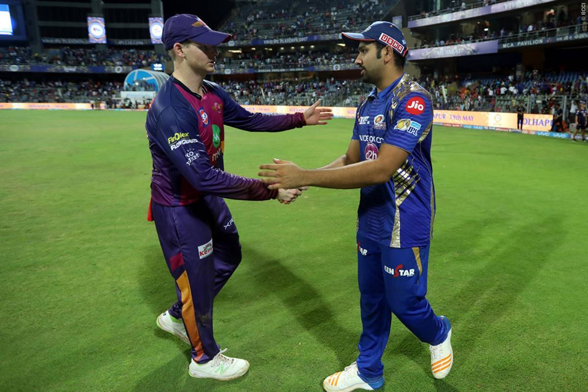 IPL Final, RPS vs MI: Tale of different leadership styles under Steve Smith,  Rohit Sharma | Sports News,The Indian Express