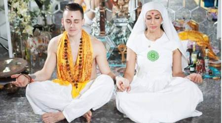 Sofia Hayat gets married at 'Temple of Awakening', says chanting Om is orgasmic. See photos