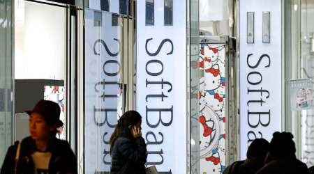 Abu Dhabi investment group to invest upto $15 billion in SoftBank Tech fund