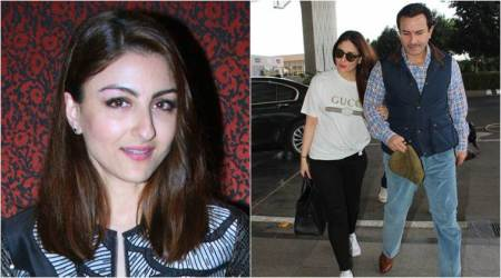 Soha Ali Khan on being compared to Kareena Kapoor Khan: It's unfair because every pregnancy is different