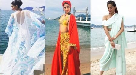 Sonam Kapoor at Cannes 2017: See all her looks so far