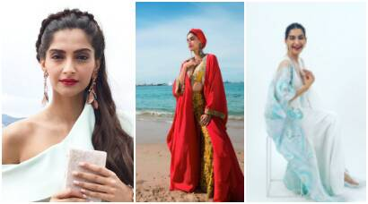 Sonam Kapoor at Cannes 2017 day 6: This is Sonam like you have never seen before, see photos