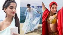 Sonam Kapoor at Cannes 2017: Sonam has this to say about ruling the red carpet. See photos, video