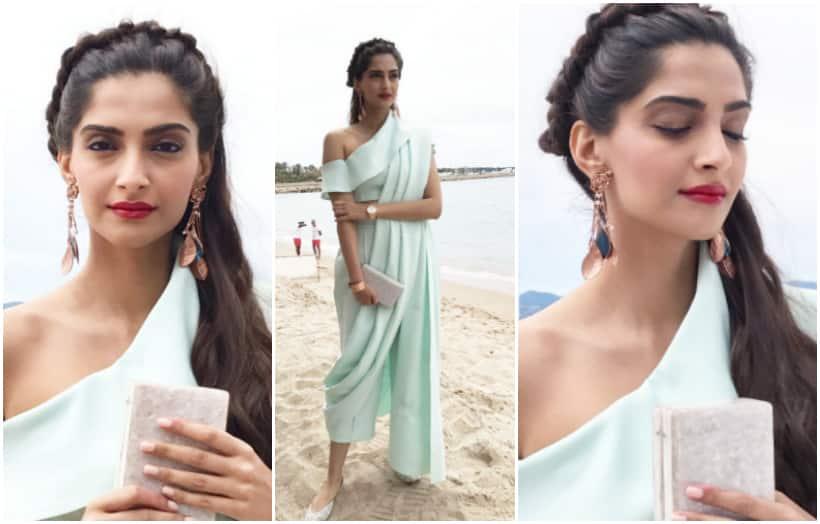 Sonam Kapoor, Sonam Kapoor cannes, Sonam Kapoor news pics, Sonam Kapoor new dress, Sonam Kapoor latest pics, Sonam Kapoor cannes latest pics