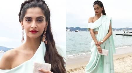 Cannes 2017: Sonam Kapoor in this Masaba outfit will give you day-lookgoals