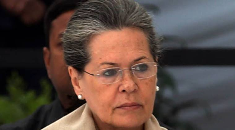 Sonia Gandhi, SPG commando, Sonia Gandi's Security cover, SPG commando in Sonia Gandhi's security cover, Sonia Gandhi news, India news, national news