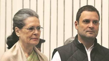 Sonia Gandhi, Rahul Gandhi authorised to nominate Delhi Congress chief