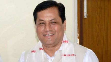 Sarbananda Sonowal discusses Indo-Bangla border issues with Rajnath Singh