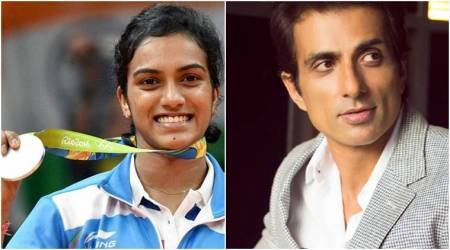 Sonu Sood feels that it will be challenging to produce PV Sindhu's biopic