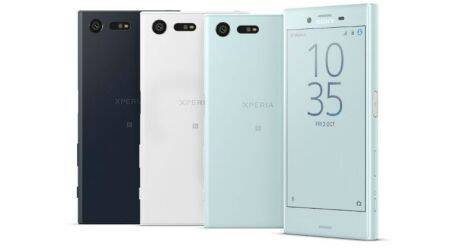 Sony to discontinue 'premium standard range' phones like Xperia X, X Compact