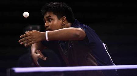 Paddler Soumyajit Ghosh faces suspension after being booked for rape ahead of Commonwealth Games