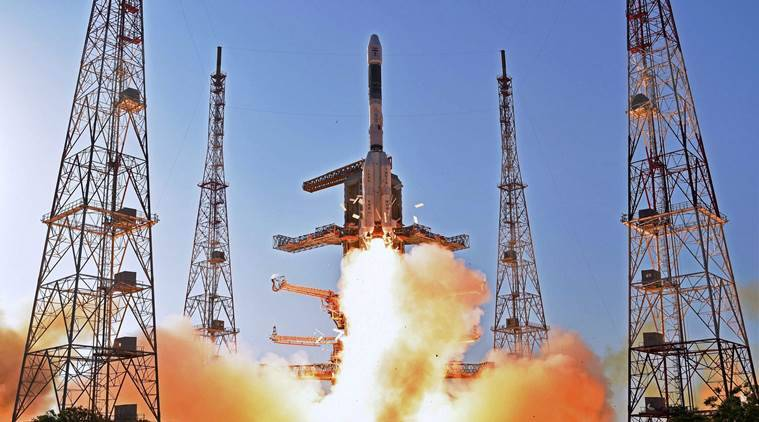 GSLV, GSLV III launch, ISRO, indian satellite, india-heaviest satellite space, GSLV mark-III, space technology, ISRO news, indian express