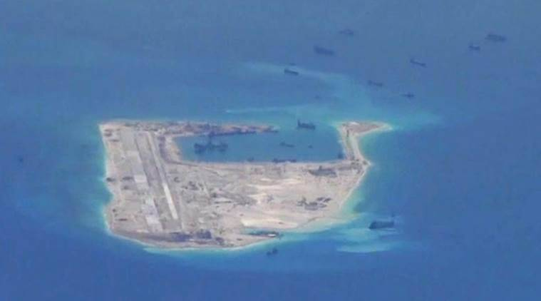 China Installs Anti-Frogman Guns in South China Sea — Military Buildup