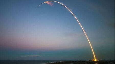 SpaceX launches Inmarsat communications satellite
