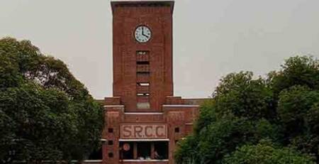 DU admissions 2017: SRCC releases first cut off, 97.75 per cent for B.Com (hons) and Economics (hons)