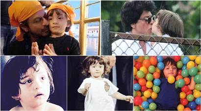 Happy Birthday AbRam Khan: From being a ladies man to sweeping all limelight from daddy Shah Rukh Khan, AbRam is already a superstar