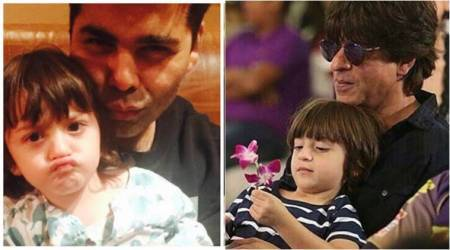 Shah Rukh Khan writes a heartfelt thanks after AbRam receives immense love on his birthday. See photo