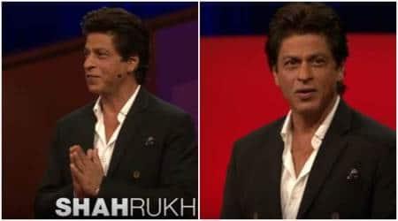 Shah rukh khan, ted talk 2017, shah rukh khan ted talks, ted talks shah rukh khan pics