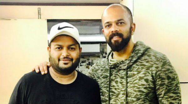 Image result for rohit shetty thaman