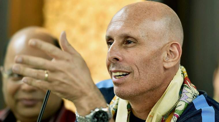 Stephen Constantine, Stephen Constantine India, India Stephen Constantine, Stephen Constantine India coach, AFC Asian Cup Qualifying round, sports news, sports, football news, Football, Indian Express