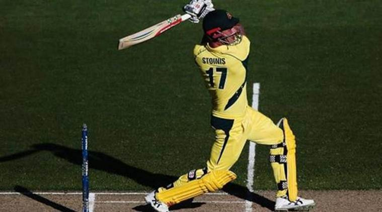 Marcus Stoinis, Australia, Victorian all-rounder, Indian premier League, ICC Champions trophy, England, Sri lanka, Pakistan, IPL 2017, sports news, cricket news, Indian express