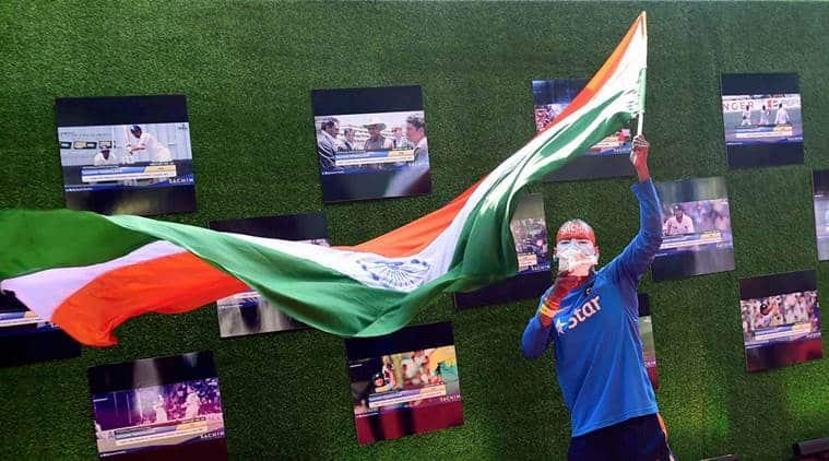 Sachin Tendulkar, Sachin Tendulkar news, Sachin Tendulkar updates, Sachin: A Billion Dreams, Sachin movie, Sachin fan, Sudhir Gautam, sports news, sports, cricket news, Cricket, Indian Express