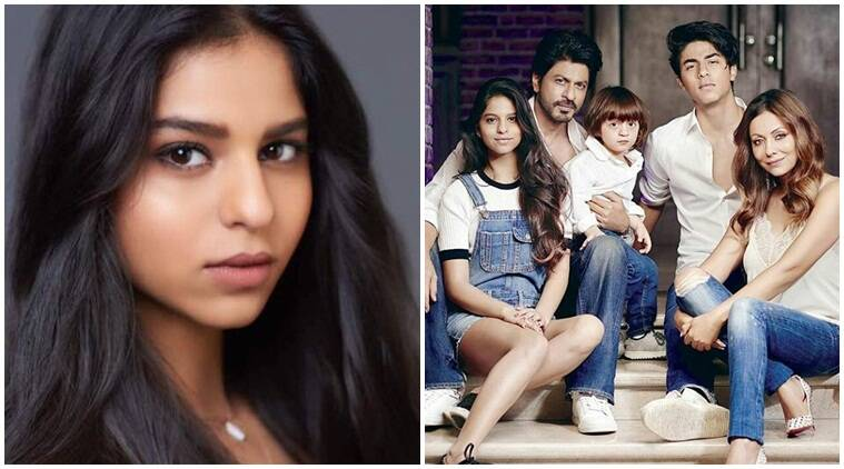 Image result for suhana sharukh khan daughter