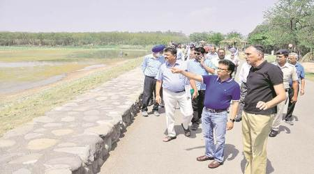 Sukhna Lake will die in 75 years from now: Experts