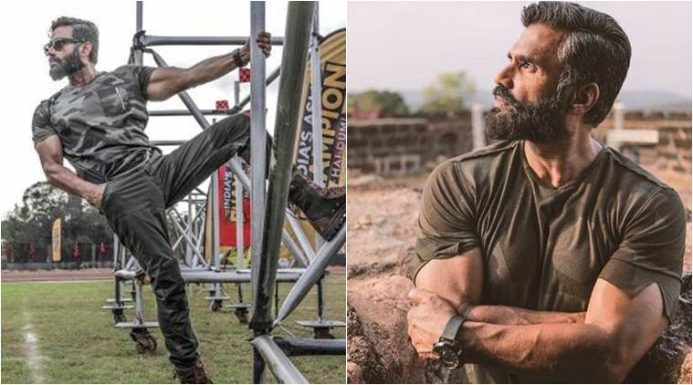 Suniel shetty, Suniel shetty fitness, Suniel shetty gym, fitness mantra, best gym, best fitness tips, health and fitness, latest on fitness, indian express, indian express news