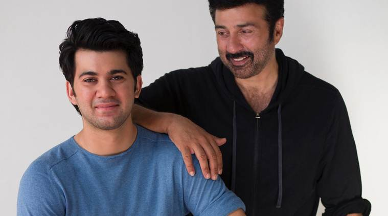 Sunny Deol excited to launch son Karan in Bollywood