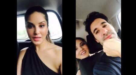 Sunny Leone, husband Daniel Weber's plane nearly crashes, say 'we are alive'. Watch video