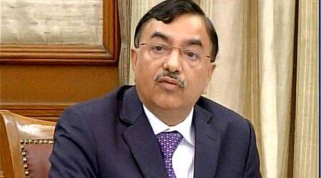 CBDT chairman Sushil Chandra: 'Curb high-pitched assessments; take action on erringofficers'