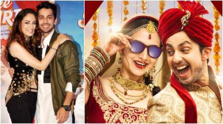 Himansh Kohli and Zoya Afroz talk beyond Yaariyan and The Xposé, share why Sweetie Weds NRI was the film they were waiting for