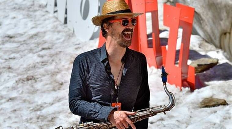 French saxophonist, composer Sylvain Rifflet, pulse of modern times, appealing music, popular taste, rock music, pop music, soul music, reggae, rap, Big Mac, homemade music, music fusion, art and culture, Lifestyle, latest, Indian Express, Indian Express News