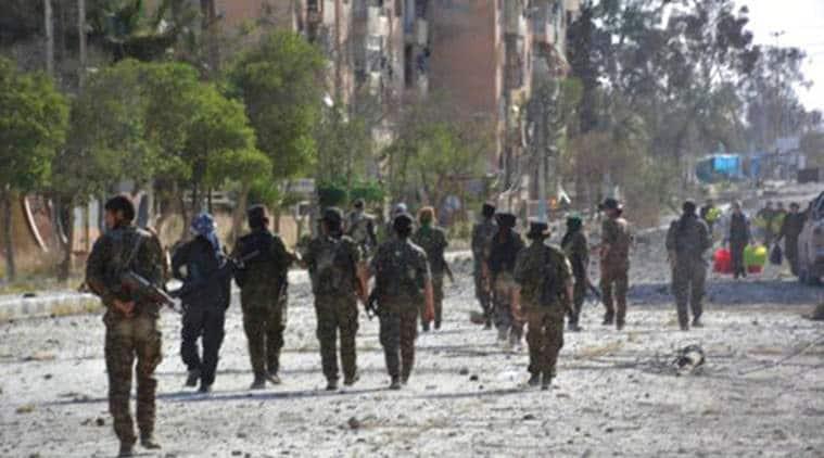 Syria, United Nations, Terrorism