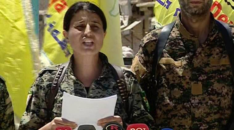 ISIS war, War againt ISIS, Kurdish forces in Syria, Syria news, Syria and ISIS, ISIS in Syria, Raqqa in Syria, latest news, international news, latest news,