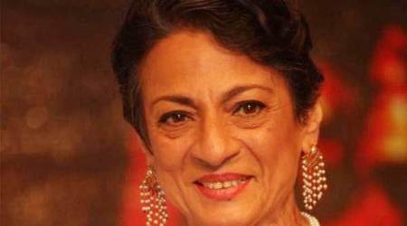 Tanuja on her first TV show: Aarambh is about gender inequality