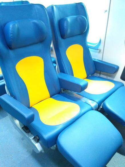Image result for tejas Express from Mumbai to Goa