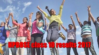 HPBOSE Class 10 results announced: Know how to check results at hpbose.org
