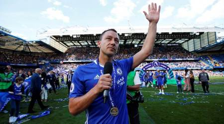 John Terry, Chelsea to face no FA action over 26th-minute substitution