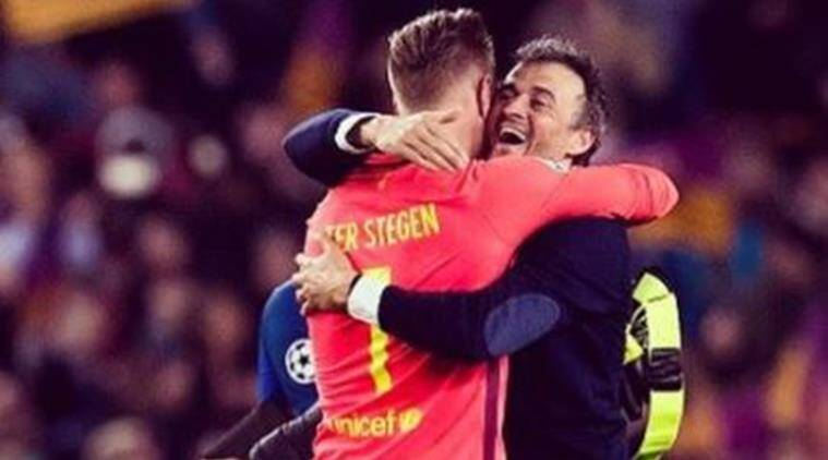 Barcelona keeper ter Stegen to sign contract extension until 2022