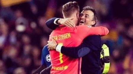 Very proud to have been part of this journey: Marc-Andre ter Stegen to Luis Enrique